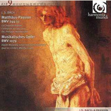 Harmonia Mundi:'50 Years of Musical Exploration, CD9 by Johann Sebastian Bach