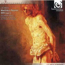 Harmonia Mundi:'50 Years of Musical Exploration, CD7 by Johann Sebastian Bach