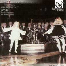 Harmonia Mundi:'50 Years of Musical Exploration, CD11 by Jean-Baptiste Lully