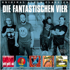 Original Album Classics mp3 Artist Compilation by Die Fantastischen Vier