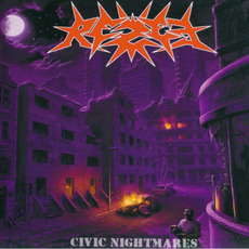 Civic Nightmares (Re-Issue) mp3 Album by Rezet