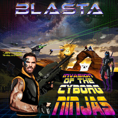 Invasion of the cyborg ninjas mp3 Album by The Neon Droid