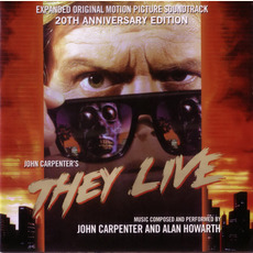 They Live (20th Anniversary Edition) mp3 Soundtrack by John Carpenter & Alan Howarth