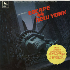 Escape From New York (Expanded Edition) mp3 Soundtrack by John Carpenter & Alan Howarth