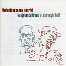 At Carnegie Hall mp3 Live by Thelonious Monk Quartet with John Coltrane