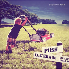 PUSH mp3 Album by EGG BRAIN