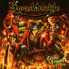 Crime Always Pays... mp3 Album by Swashbuckle