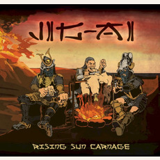Rising Sun Carnage mp3 Album by Jig-Ai