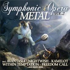 Symphonic & Opera Metal, Vol. 2 by Various Artists