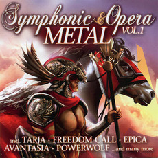 Symphonic & Opera Metal, Vol. 1 mp3 Compilation by Various Artists