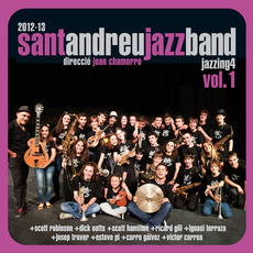 Jazzing 4: Vol. 1 mp3 Album by Sant Andreu Jazz Band