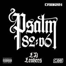 Psalm 82:6 mp3 Album by Crooked I