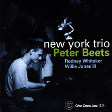 New York Trio mp3 Album by Peter Beets
