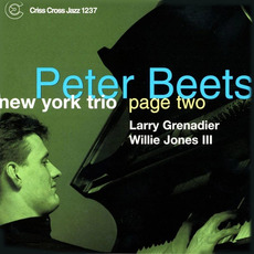 New York Trio: Page Two mp3 Album by Peter Beets