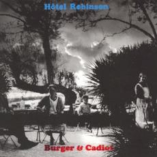 Hôtel Robinson mp3 Album by Rodolphe Burger & Olivier Cadiot
