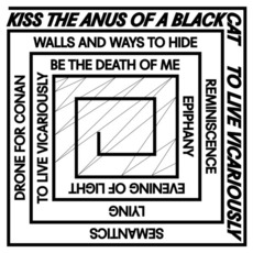 To Live Vicariously mp3 Album by Kiss The Anus Of A Black Cat