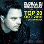 Global DJ Broadcast: Top 20 - October 2016