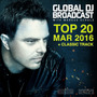 Global DJ Broadcast: Top 20 - March 2016