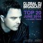 Global DJ Broadcast: Top 20 - June 2016