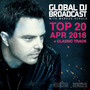 Global DJ Broadcast: Top 20 - April 2016