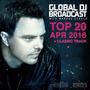 Global DJ Broadcast: Top 20 - April 2016