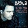Global DJ Broadcast: Top 20 - September 2016