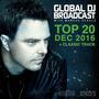 Global DJ Broadcast: Top 20 - December 2016