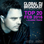 Global DJ Broadcast: Top 20 - February 2016