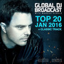 Global DJ Broadcast: Top 20 - January 2016