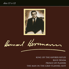 At 20th Century Fox, CD12 by Bernard Herrmann