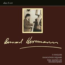 At 20th Century Fox, CD5 by Bernard Herrmann