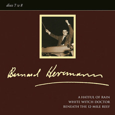 At 20th Century Fox, CD8 by Bernard Herrmann