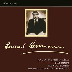 At 20th Century Fox, CD11 by Bernard Herrmann