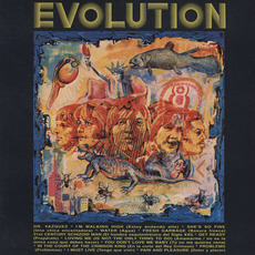 Evolution (Re-Issue) mp3 Album by Evolution
