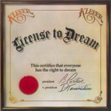 License To Dream mp3 Album by Kleeer