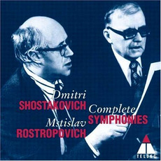 Complete Symphonies mp3 Artist Compilation by Dmitri Shostakovich