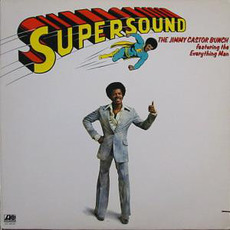Supersound mp3 Album by The Jimmy Castor Bunch