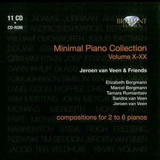 Minimal Piano Collection, Volume X-XX