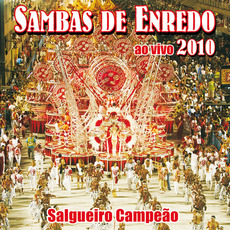 Sambas De Enredo 2010 mp3 Compilation by Various Artists