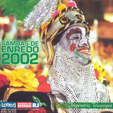 Sambas De Enredo 2002 mp3 Compilation by Various Artists