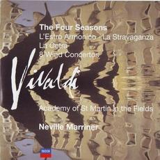 The Four Seasons / La Stravaganza / La Cetra / 8 Wind Concertos mp3 Artist Compilation by Antonio Vivaldi