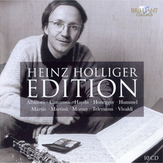 Heinz Holliger Edition mp3 Compilation by Various Artists