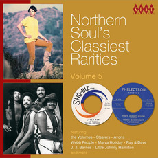 Northern Soul's Classiest Rarities 5 by Various Artists