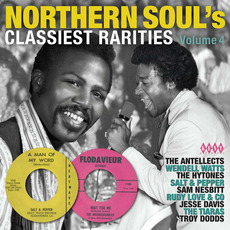 Northern Soul's Classiest Rarities 4 mp3 Compilation by Various Artists