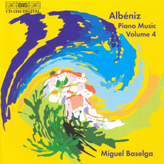 Complete Piano Music, Volume 4 mp3 Artist Compilation by Isaac Albeniz
