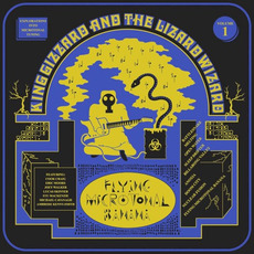 Flying Microtonal Banana mp3 Album by King Gizzard & the Lizard Wizard