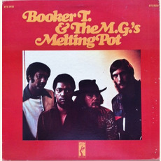 Melting Pot mp3 Album by Booker T. & The MG's