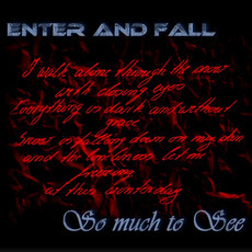 So Much To See mp3 Single by Enter and Fall