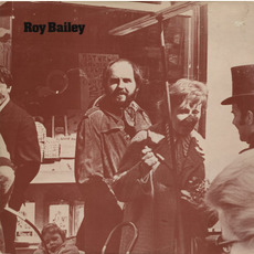 Roy Bailey (Re-Issue) mp3 Album by Roy Bailey