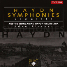 Haydn Symphonies Complete mp3 Artist Compilation by Joseph Haydn